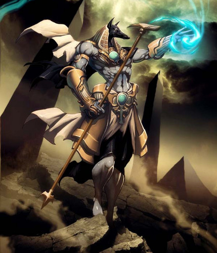 Anubis Egyptian God