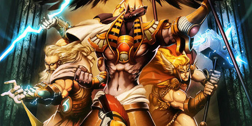 Greek, Egyptian, and Norse Gods