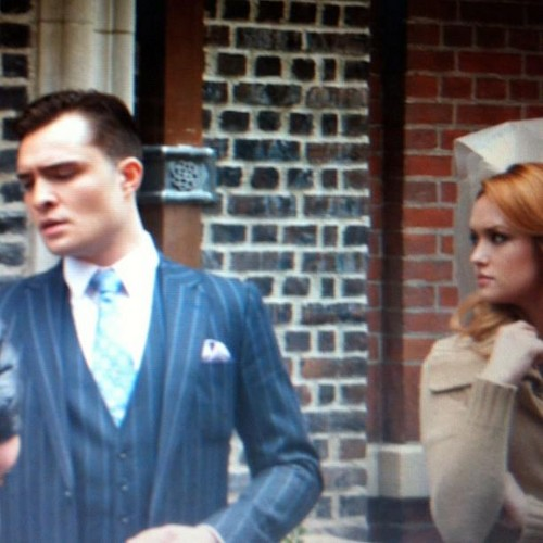 Gossip Girl Set - March 21, 2012