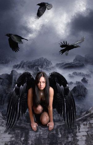 Gô tích Angel