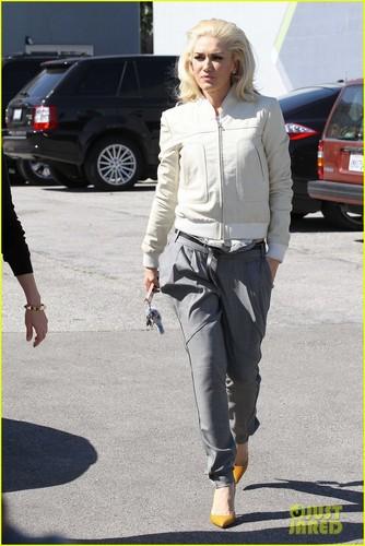 Gwen Stefani: Rough Song Mixes for New No Doubt Album