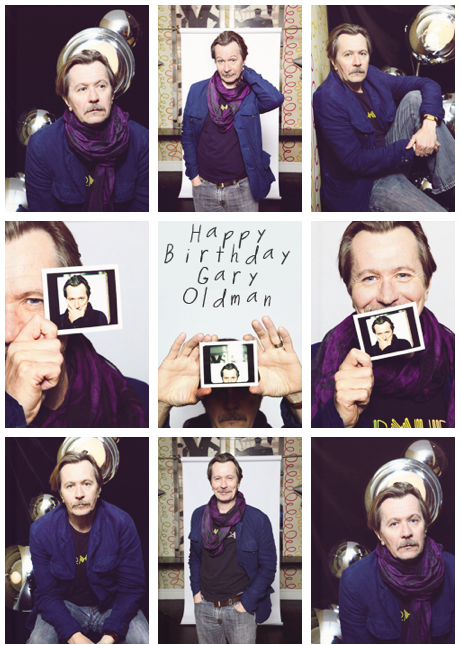 HAPPY BIRTHDAY GARY OLDMAN:)