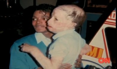 Heal the world ! (Michael Jackson rare picture) ♥