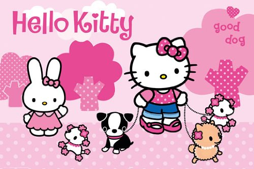 Hello Kitty Friens