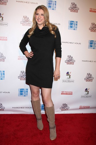 Hollywood Rush Benefit in L.A. 2012