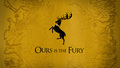 House Baratheon - a-song-of-ice-and-fire wallpaper