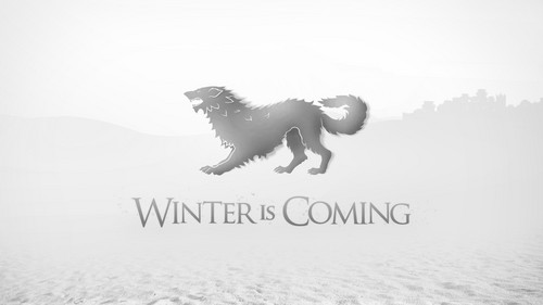 A Song of Ice and Fire wallpaper containing a sign called House Stark