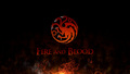 House Targaryen - a-song-of-ice-and-fire wallpaper
