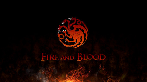 As Crônicas de Gelo e Fogo wallpaper with a fogo titled House Targaryen