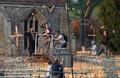 "Hugh Jackman on the set of ""Les Miserables"" - hugh-jackman photo"
