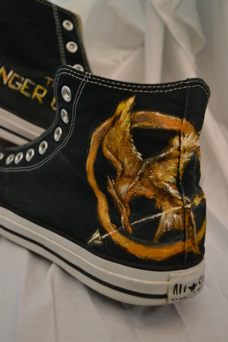 Hunger Games Shoes!