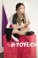 Hyoyeon @ 2012 Girls' Generation iOS Diary Application