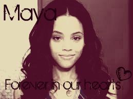 In honor of Maya </3