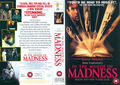 In the Mouth of Madness VHS Cover