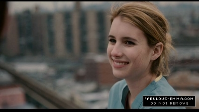 Emma Roberts wallpaper containing a portrait titled It's Kind of a Funny Story