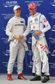 Jenson And Michael - jenson-button photo