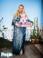 Jessica - Baby Shower Photoshoot by Kristin Burns 2012 - jessica-simpson photo