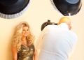 Jessica - Ruven Afanador Photoshoot for Lucky Magazine 2011 - Behind The Scenes - jessica-simpson photo