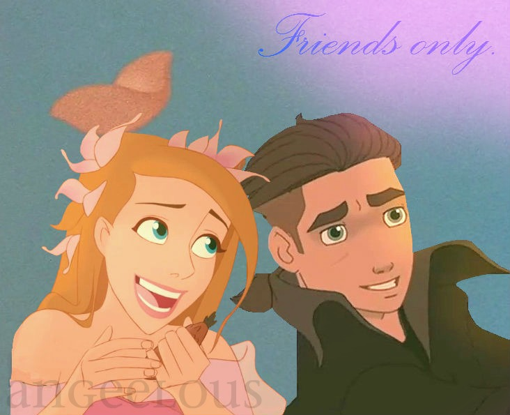 disney crossover images jim giselle hd wallpaper and background
