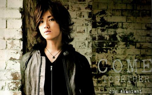 Jin Wallpaper~