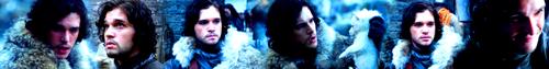 Jon Snow - Banner
