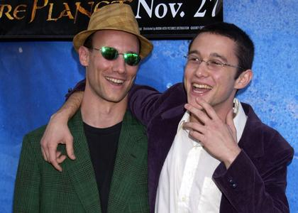 Jose and Dan - joseph-and-daniel-gordon-levitt Photo