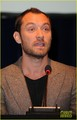 Jude Law & Thandie Newton: Reduce Domestic Violence! - jude-law photo