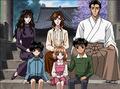 Kamui, Kotori and Fuuma (X/1999)
