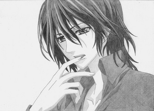 Kuran Kaname wallpaper possibly with a portrait entitled Kaname
