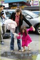 Katie Holmes & Suri: Toy Store Stop - suri-cruise photo