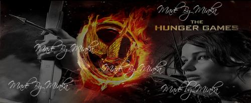 Katniss Promoe Graphic