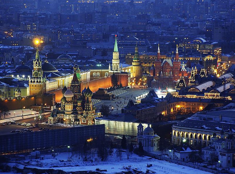 Capital City Oil >> Kremlin - Russia Photo (29913720) - Fanpop