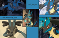 LUCARIO - lucario screencap