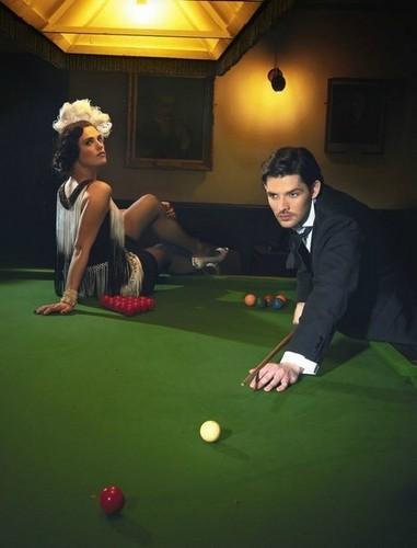 Lady Magazine presents: Katie McGrath & Colin morgan