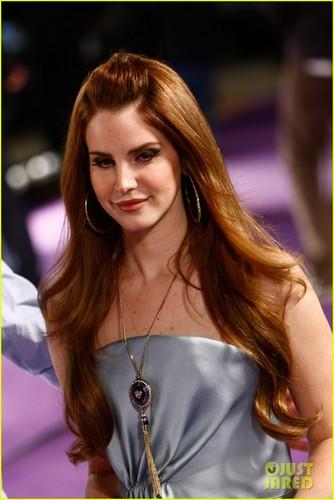 Lana Del Rey: Echo Awards Arrival!