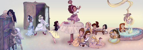 Lil' Princesses