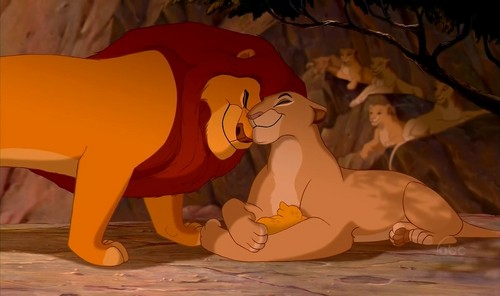 Дисней Parents Обои possibly with Аниме called Lion King