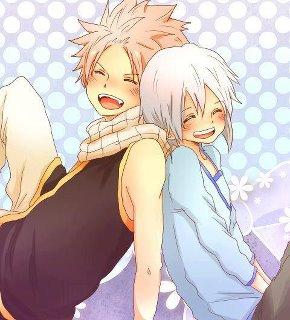 Lisanna and Natsu <3
