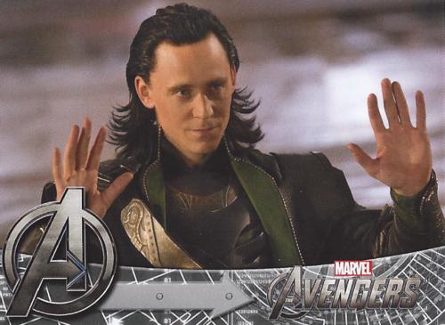 Loki in Avengers