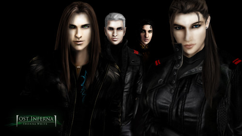 Lost Infernal - vampires Photo