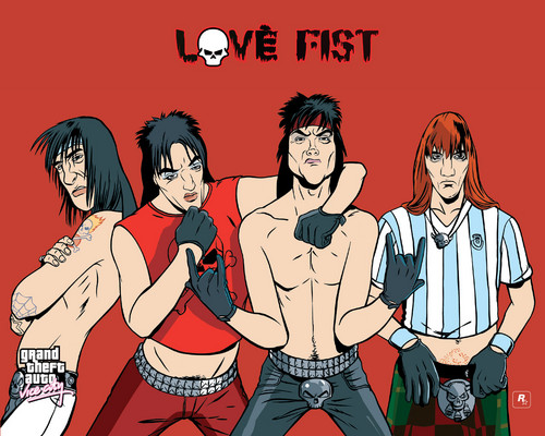 pag-ibig Fist