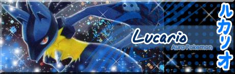 Lucario Banner