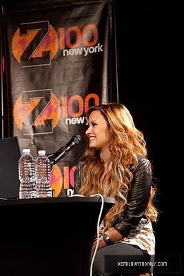 MARCH 8TH - Z100 New York Live Chat