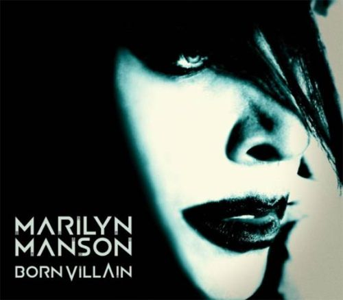 MM - Born Villain (cover art)