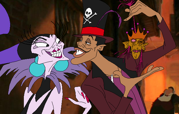 Yzma And Dr Facilier Images Make Your Wildest Dreams Come