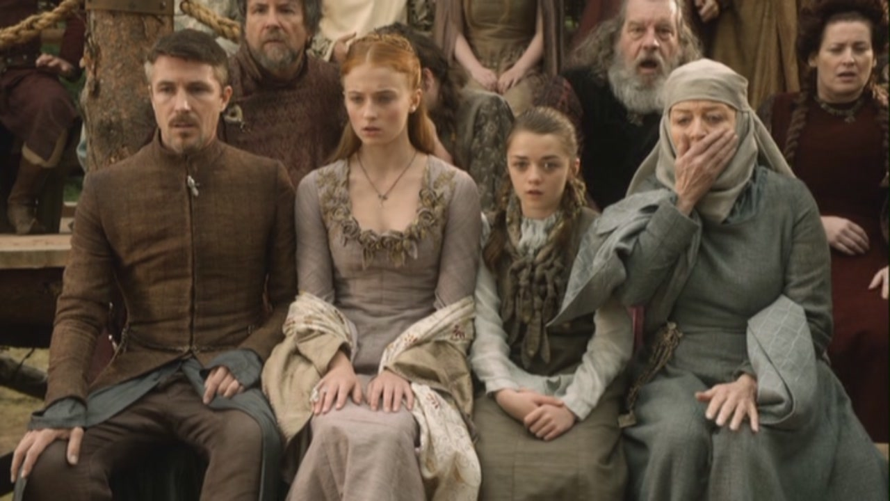 game of thrones season 1 episode 9 quotes