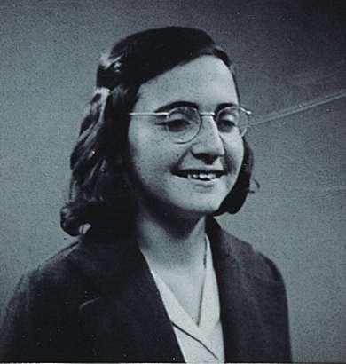 Margot Betti Frank (16 February 1926 – early March 1945)