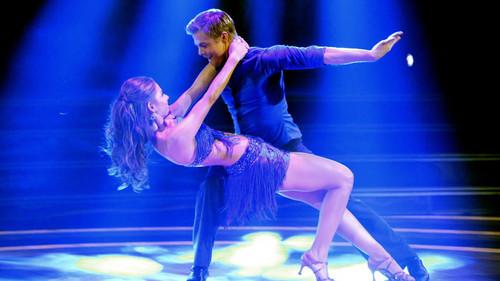 Maria Menounos & Derek Hough