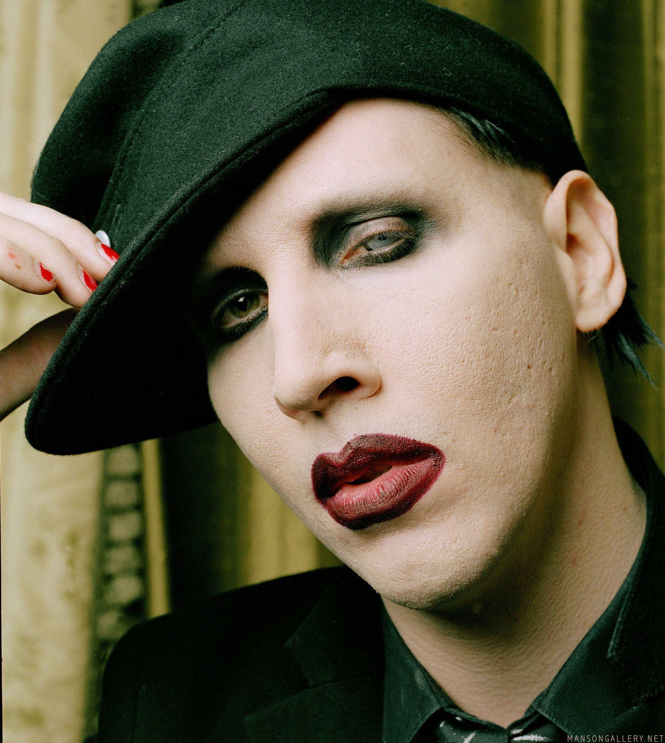 Marilyn Manson - Marilyn Manson Photo (29937384) - Fanpop