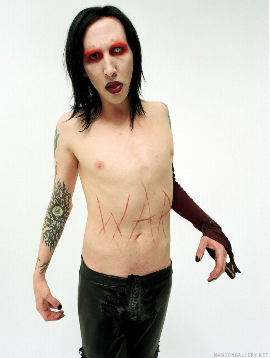 Marilyn Manson Eat Me Drink Me Скачать
